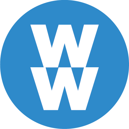 Weight Watchers badge